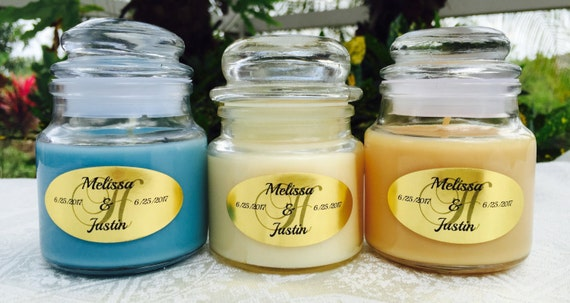 how to make personalized candles with photos