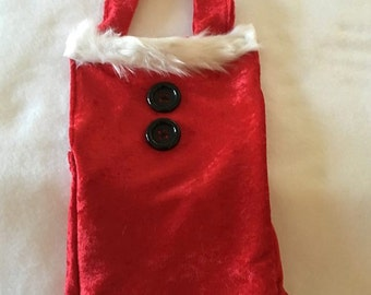 Santa Baby romper, Christmas Boutique Style, Pageant Wear, OOC, Size NB, 3, 6, 9, 12, 18 , 24 months, 2, 3, 4, 5T,6,7,8,10