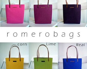 Tote bag,linen tote bag, Personalized, Leather straps, With your initials,handbag, purse, fabric Tote bag. Retro. Fashion.