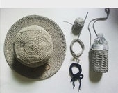 sun hat. hemp straw hat for beach, travel, and riding. artisan made in small batches with eco friendly fibers hemp and cotton, straw hat