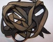 Hand Painted Silk Ribbon Limited Production Ribbon 101-0291
