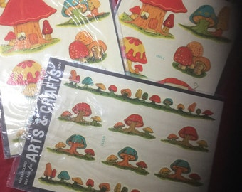 Meyercord Decals for Arts & Crafts