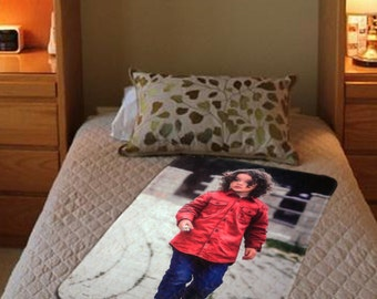 "30"" x 40"" Fleece Blanket"