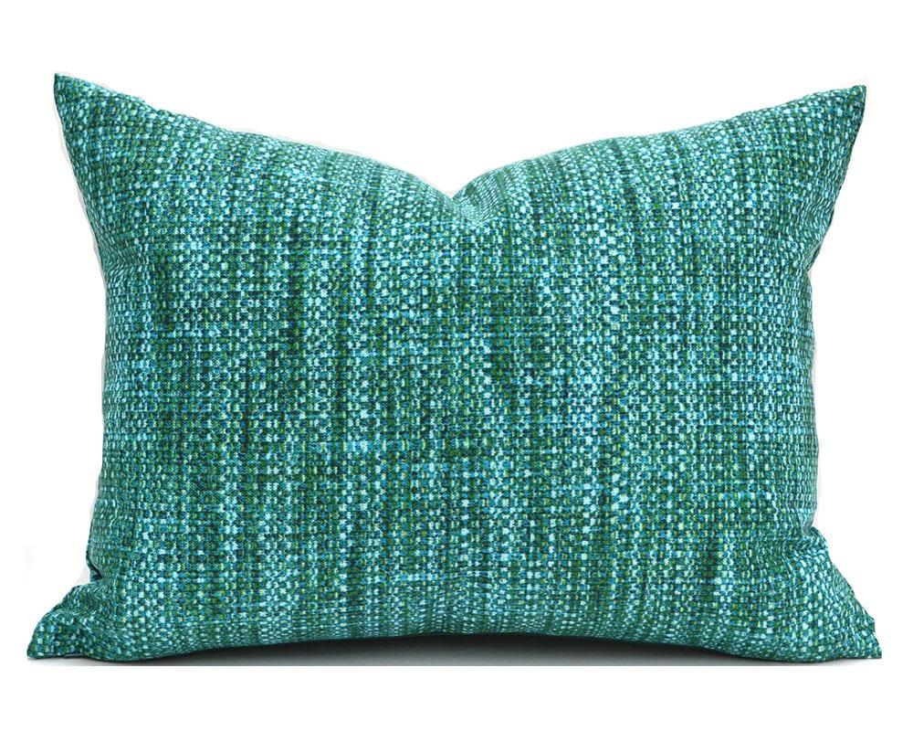 Decorative Outdoor Lumbar Pillows : Indoor Outdoor Lumbar Pillow Cover ANY SIZE Decorative Pillows