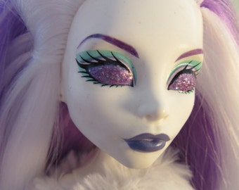 OOAK Customised Monster High doll - Spectra