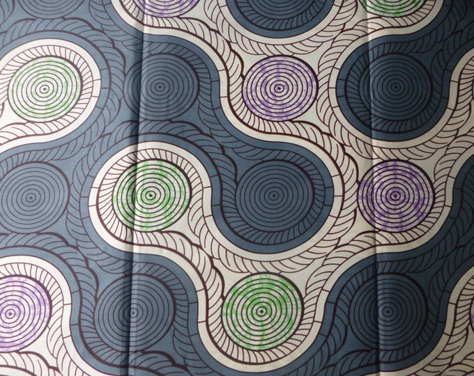African Print Cotton Fabric For Dressmaking and Craft Making/Ankara Print Sold By The Yard162165308778