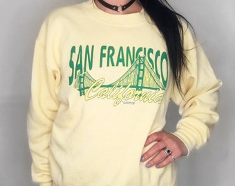 VTG San Francisco Pastel Sweatshirt