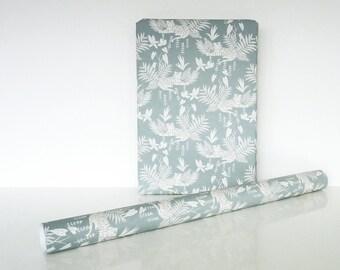 """Wrapping paper """"Jungle"""" - Papier cadeau """"Jungle"""""""