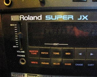 Roland MKS-70-Super JX Programmable Analog Synthesizer