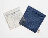 Stitch Starter Ruler and Ruler Pocket Sleeve