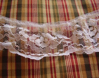 Vintage Chantilly Lace Trim/By the Yard