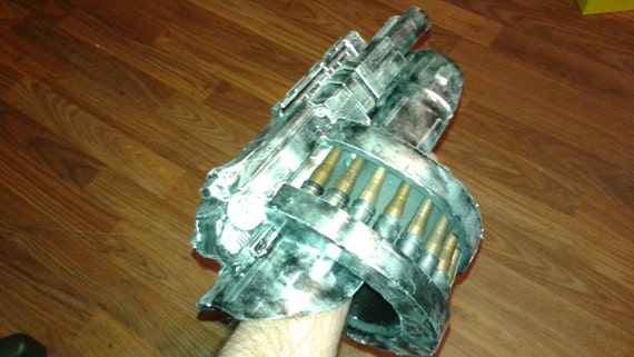 how to make prop guns for cosplay