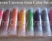 Steven Universe Themed Lip Balm Packs