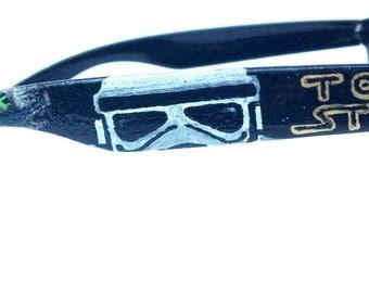 Storm Trooper Custom Sunglasses