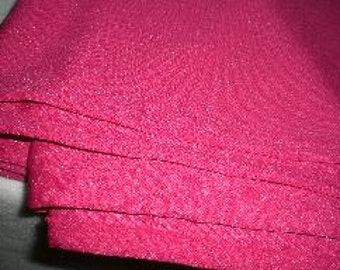 "Shawl Kit, Complete, Ladies Large 72"" x 60"", Fushia"