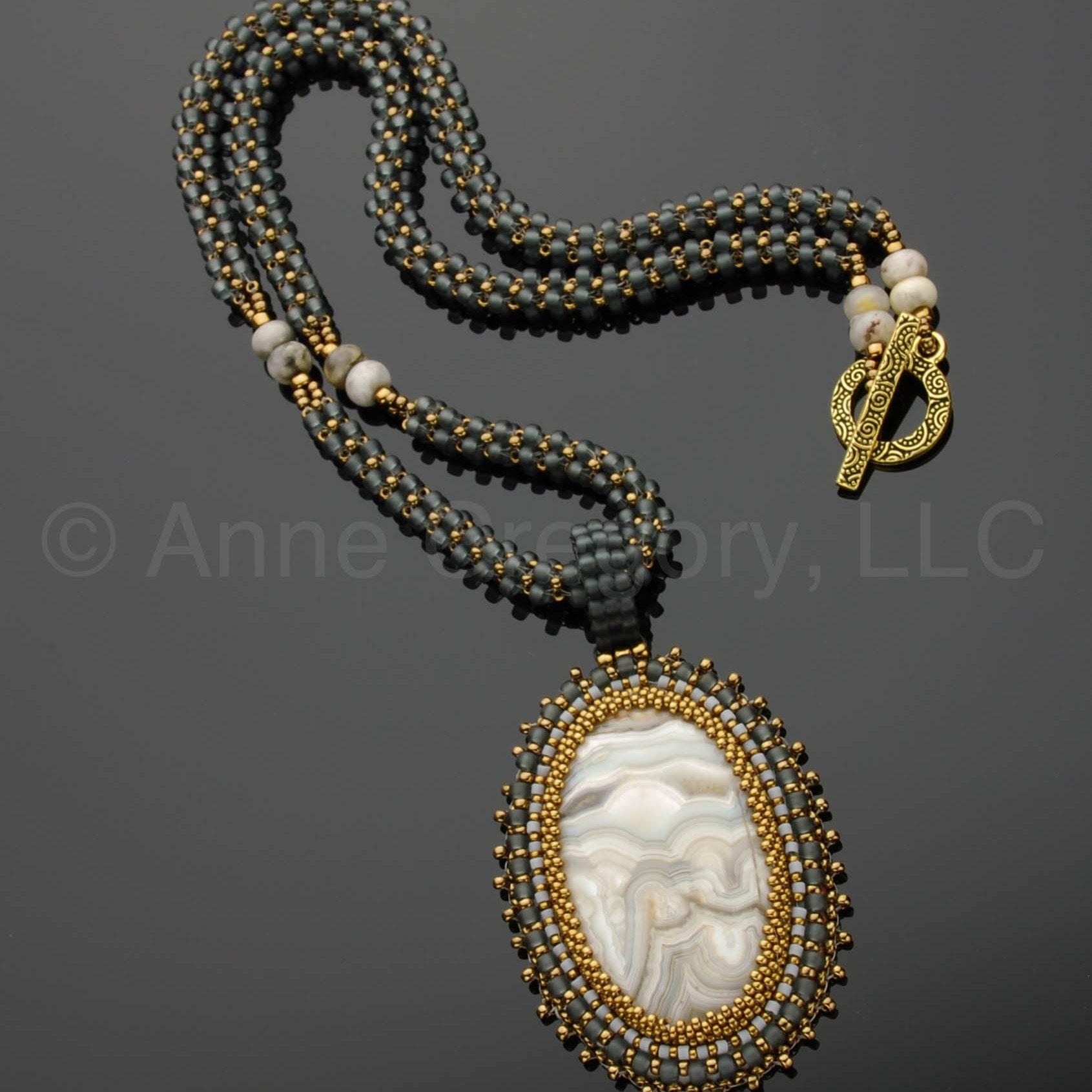 Elegant Handcrafted Art Jewelry von AnneGregoryJewelry auf Etsy