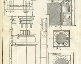 Vintage poster, Prints, Engraving drawings, Vintage engraving, Print and posters, Prints illustrations, Poster vintage, Engraving, 107
