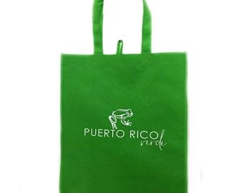 Puerto Rico Souvenir Bag (Different Colors)