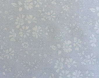 Capel Grey - Liberty London Tana lawn fabric