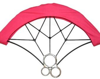 Dark Pink - Single Fan Wick Cover