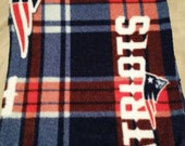 New England Patriots Fleece Scarf