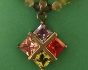 Color X Necklace