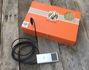 Cigar Box Speaker / Guitar Amp, Avo Uvezian