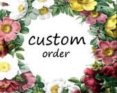Custom Order for Ashley /// Back to School Bunting Banner