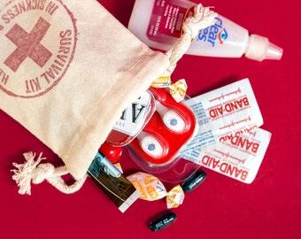 Survival Kit | Hangover Kits | Bachelorette Party| Wedding Survival Kit| Birdesmaid Gift| Wedding| Groom| Bridesmaid| Hangover Bag