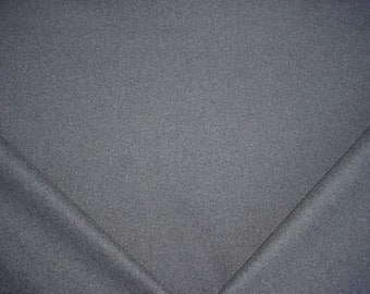 12 yards Pendleton Woolen Mills UC05528261 Boiled Wool in Grey Mix - Luxury Upholstery Drapery Fabric - Free Shipping