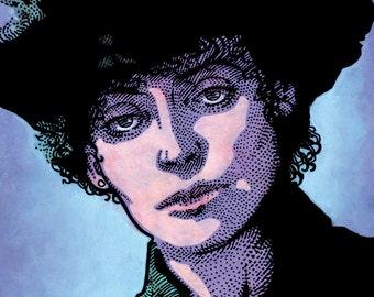 Countess Markievicz. Irish Revolutionary. Art by Jim FitzPatrick. Easter Rising, Easter1916, 1916 Rising, Irish, art