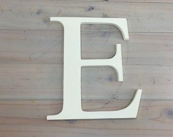 Metal Letter, Signs, Letters, Industrial, E