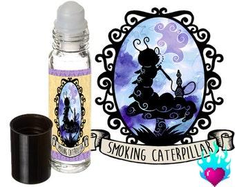 Smoking Caterpillar - Alice in Wonderland Perfume Oil