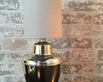 Cheap n Cheerful Brass Lamp