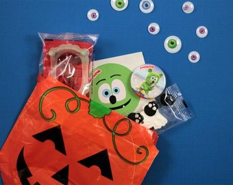 Gummibär (The Gummy Bear) Halloween Grab Bag ~ Trick or Treat ~ Goodie Bag ~ Treat Bag