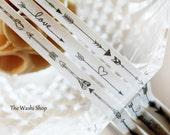 Thin Washi Tape Set of 3(7mm x 5m)