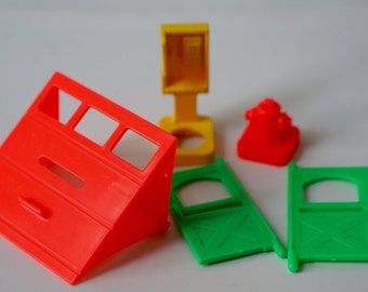 Fisher Price Main Street 2500 Accessories and Parts