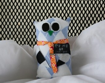 Sock Owl Missionary