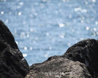 Beach Rocks Fine Art Photography