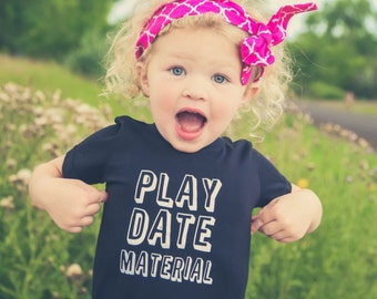 Play Date Material T
