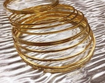 Gold Filled Bangles, 14kgf 1.5mm bangle bracelet,14kt gold filled bangles,gold bangles,14kt gold filled bangle bracelet,bangle bracelets
