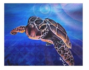 Sacred Turtle