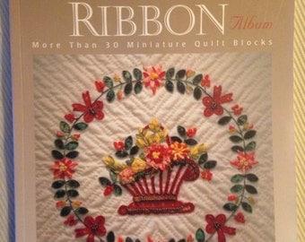 Silk Ribbon Embroidery Book