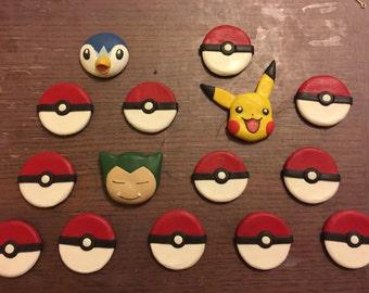 Pokémon Pins