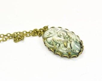 Necklace Steampunk