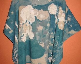 Poncho Nani Iro Kokka Linen Fabric
