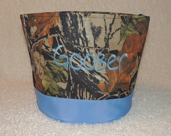Easter bucket, Camo bucket BEST SELLER