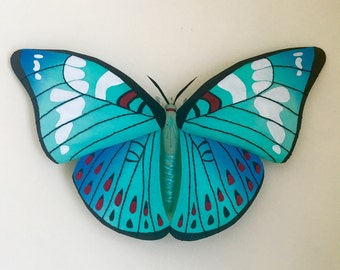 Gaudy Baron Butterfly Soft Sculpture