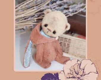 Pattern for Bear  4,7  Teddy PDF