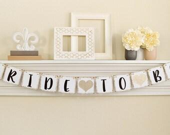 Bride To Be Banner, Bridal Shower Decor, Bride To Be Sign, Bridal Shower Banner, Bachelorette Party, Champagne Glitter Bridal Shower, B221